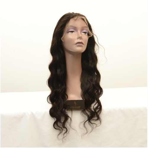 Indian Temple Remy Hair - Full Lace Wig