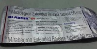 mirabegron extended release tablets