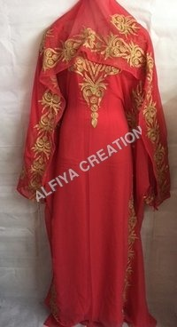 New jalabiya dubai fancy kaftan