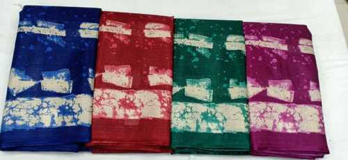 Designer Cotton Fancy Sarees