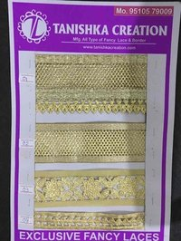 Mosh jari cutwork lace