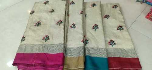 Khadi Silk Cotton Sarees