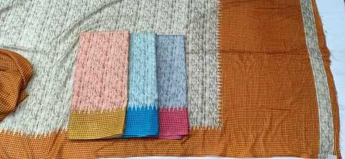 Bagru Print Cotton Sarees