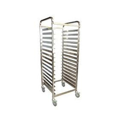 Food Tray Trolley