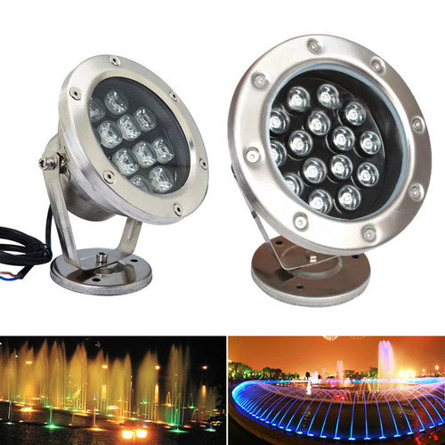 Underwater Led Fountain Lights