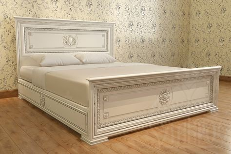 Wooden Fancy Bed