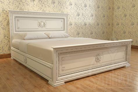 Wooden Fancy Bed