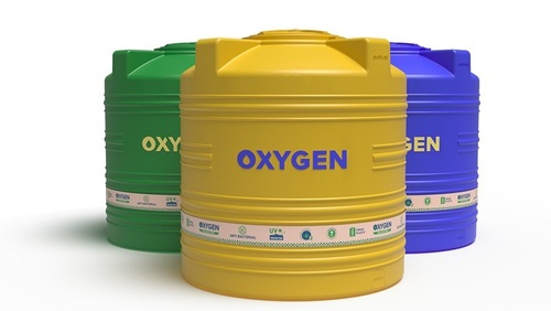 Plastic Storage Water Tanks