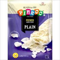 Potato Plain Papad