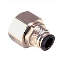 Pneumatic Fitting Female PMF Connector
