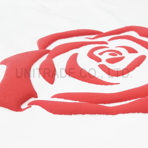 Custom T-shirt 3D Pop-up Effect Heat Transfer Film