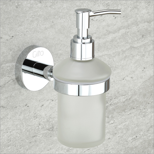 Brass Liquid  Soap Dispenser