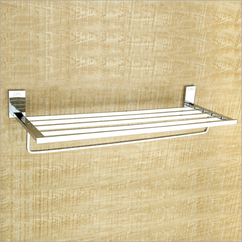 Brass Towel Rack  24''