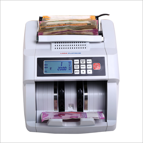 Money Value Counting Machine