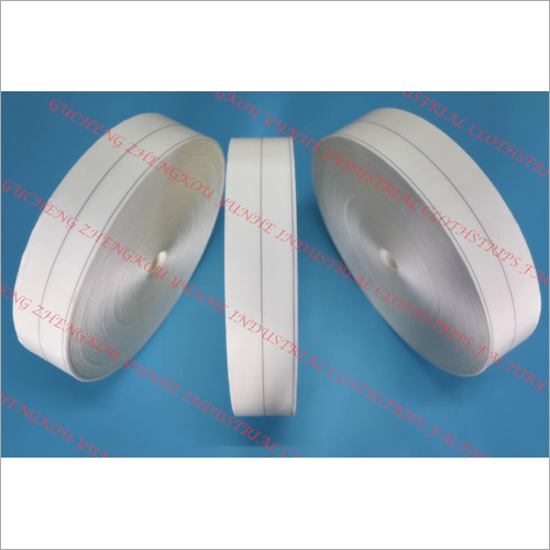 White Nylon Curing Tape