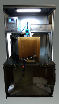 Motor Performance & Leakage Testing Machine