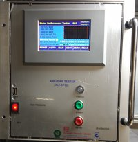 Motor Performance & Leakage Testing Machine