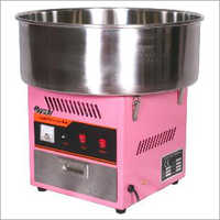 Semi Automatic Cotton Candy Machine