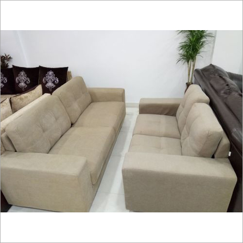 Double Sofa Set
