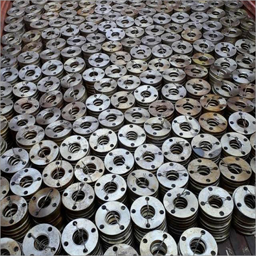 Industrial MS Pipe Flanges