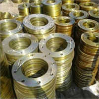 Brass Industrial Flanges