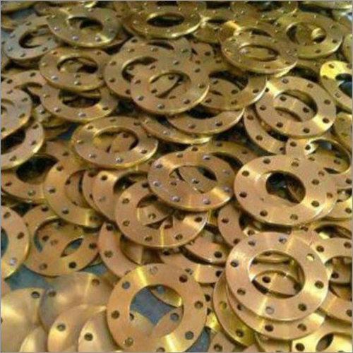 MS Brass Flanges