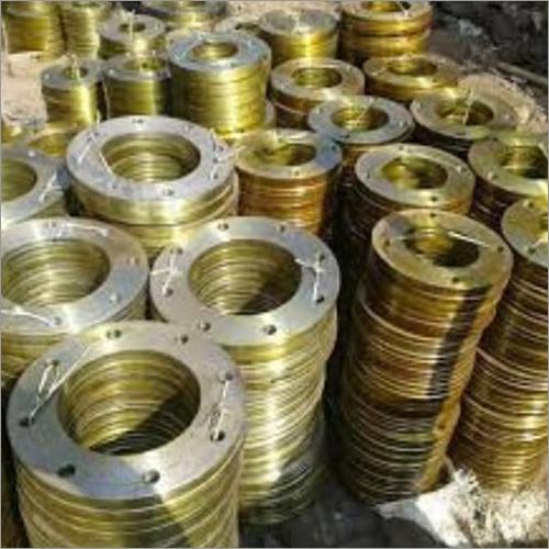 Mild Steel Brass Circle