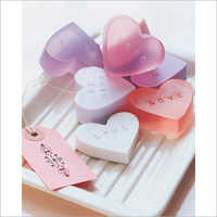 Heart Shape Bath Soaps