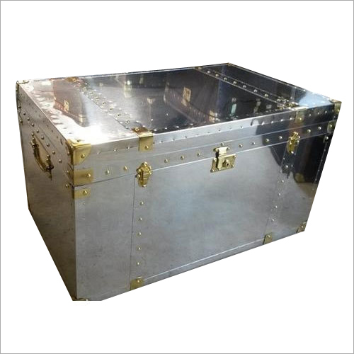 Steel Trunk Box