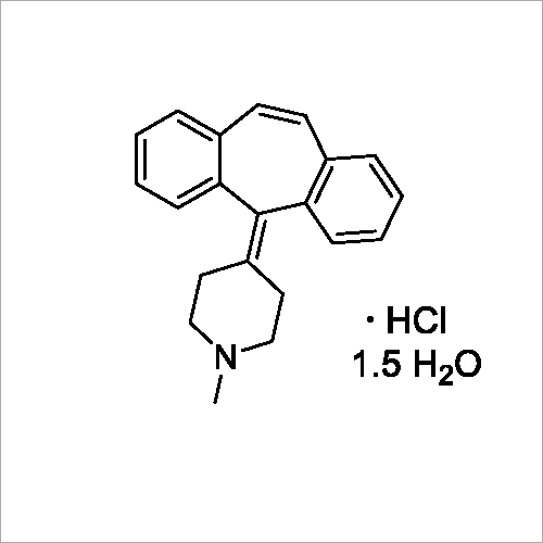 Cyproheptadine HCl Sesquihydrate
