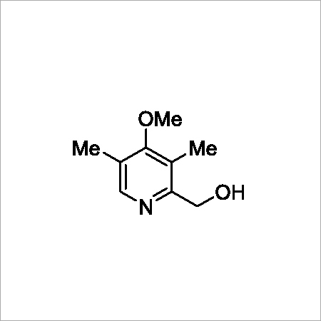 2-Hydroxy methyl-3,5-dimethy1-4-methoxypyridine