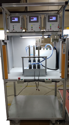 Air Leak Testing Machine for Kola Automotive Components
