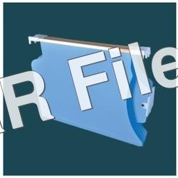 Lateral Plastic File