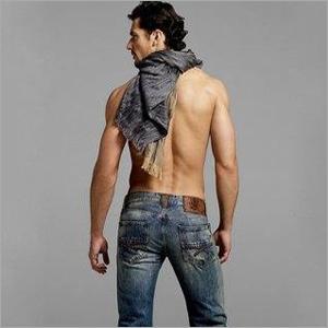 Men Blue Denim Jeans