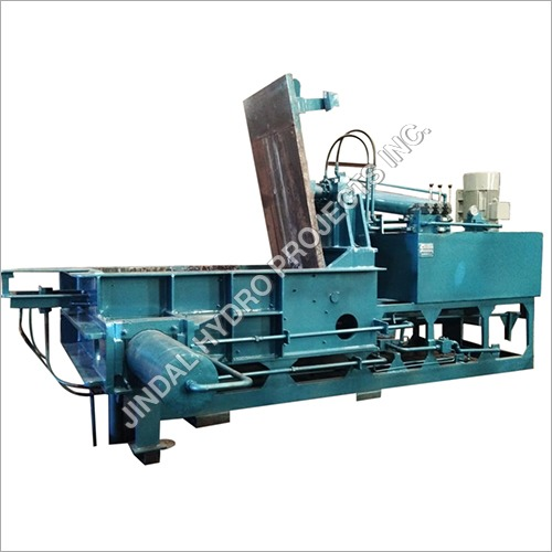 Heavy Duty Hydraulic Baling Press