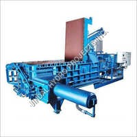 Triple Action Hydraulic Baling Press Machine