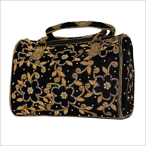 Embroidered Handbags & Sandal