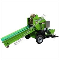 Bagasse Baling Machine