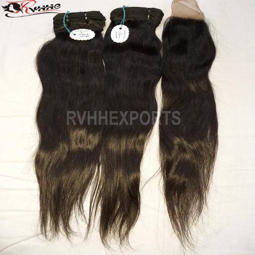 Cuticle Aligned Virgin Human Hair