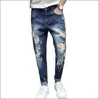 Men Designer Ripped Jeans