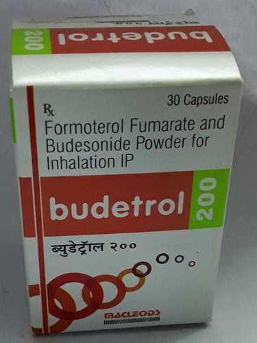 formoterol fumarate budesonide powder for  inhalation