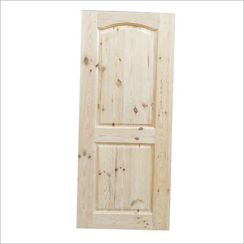 Two Panel Pine Wooden Doors