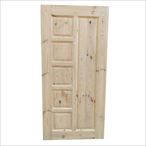 6 Panel Pine Wooden Doors