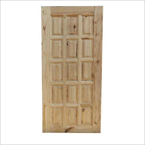15 Panel Pine Wooden Doors