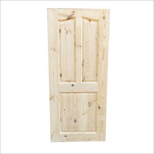 3 Panel Pine Wooden Doors