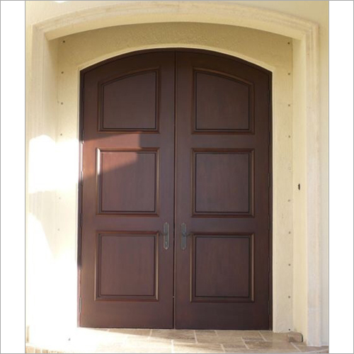 Solid Six Panel  Doors
