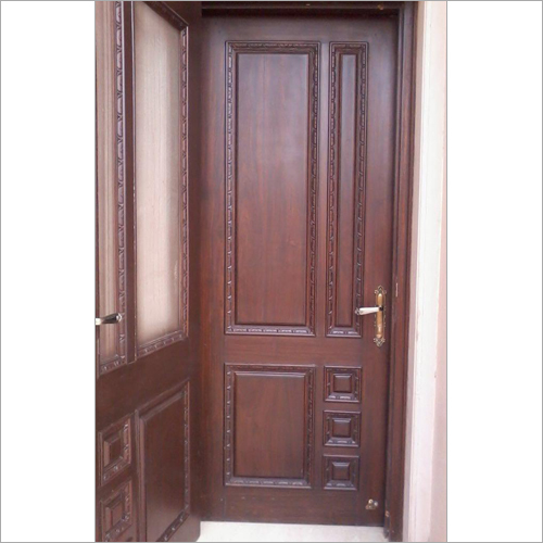 Six Panel Solid Doors