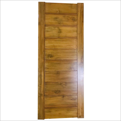 Ten Panel Solid Wooden Door