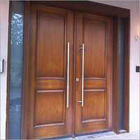 Two Panel Double Door