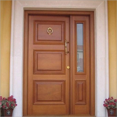 Three Panel Door